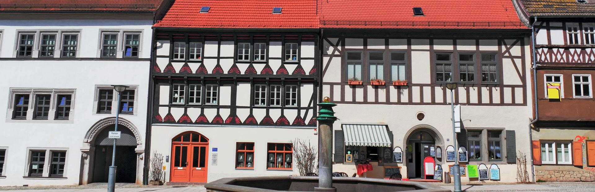 Büroreinigung Sangerhausen